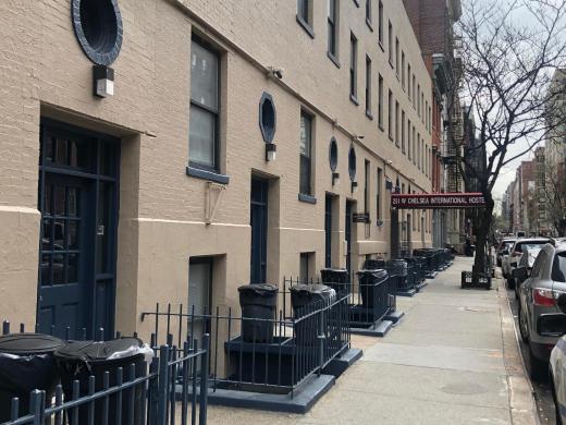 Chelsea International Hostel