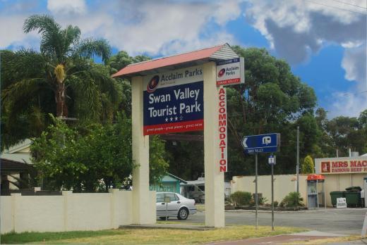 Acclaim Swan Valley Tourist Park