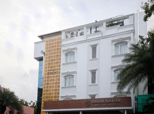 Brownstar Boutique Hotel