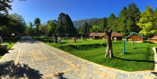 Llogora Tourist Village