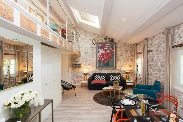Appartement Loft Vieil Antibes