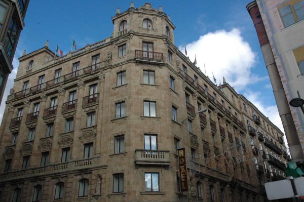 Monterrey Hotel Salamanca