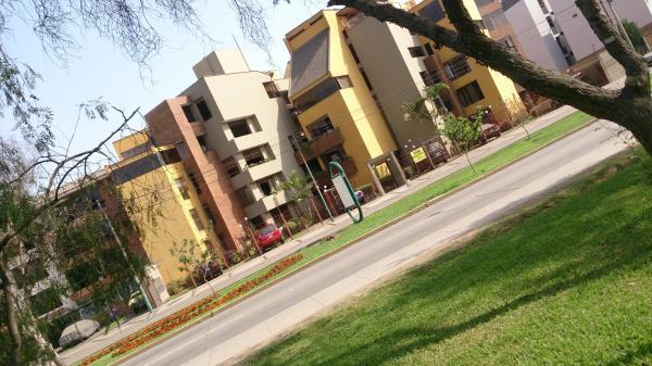 Bello departamento en San Borja