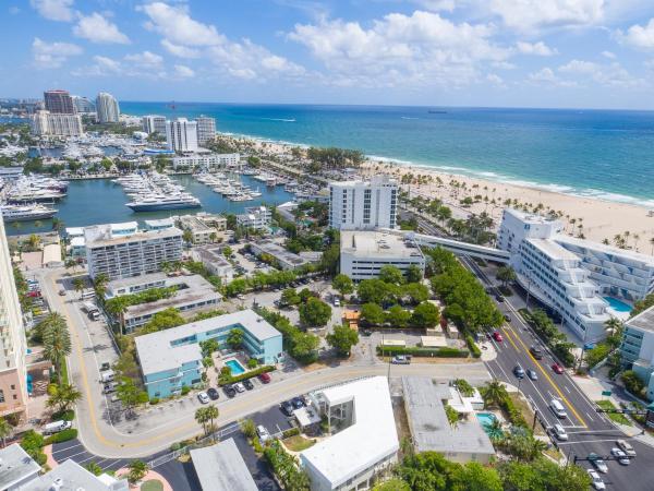 Sea Beach Plaza Resort Fort Lauderdale