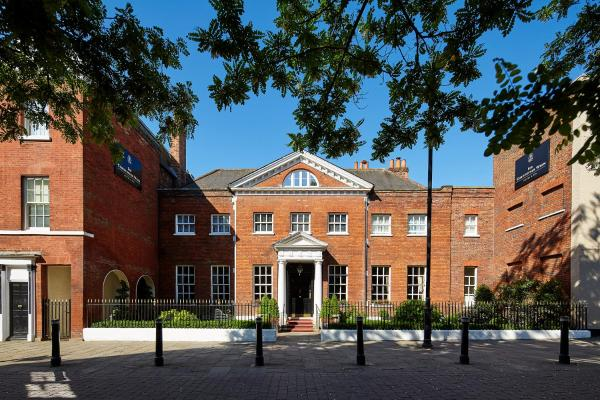 Sir Christopher Wren's House Hotel & Spa