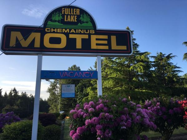 Fuller Lake Motel Chemainus