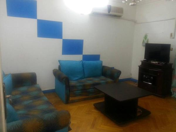 Furnished Apartment in Mohandeseen_1