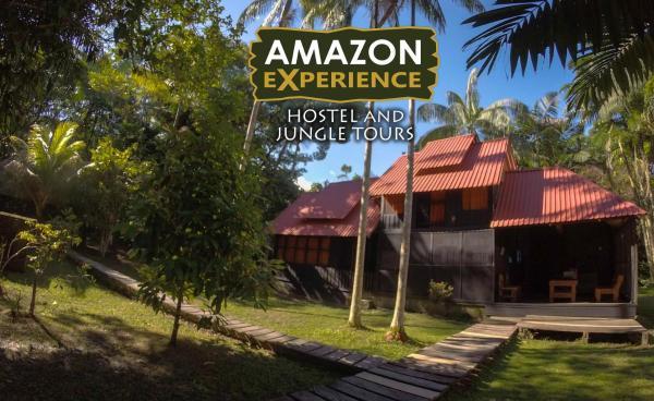 Amazon Experience Hostel