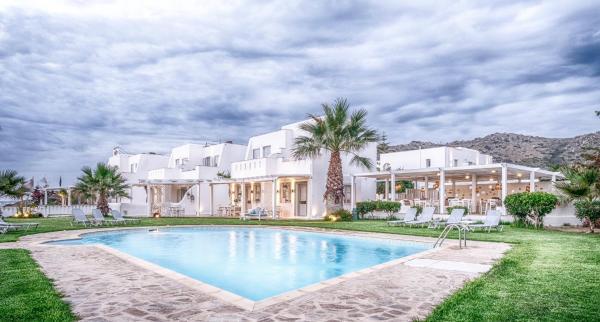 Orkos Beach Hotel Naxos