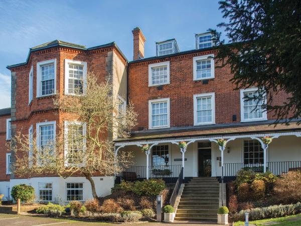 Brandshatch Place & Spa Hotel Sevenoaks