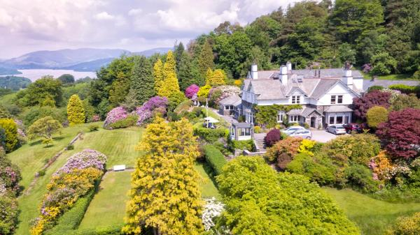 Lindeth Fell Country House Hotel Bowness-on-Windermere