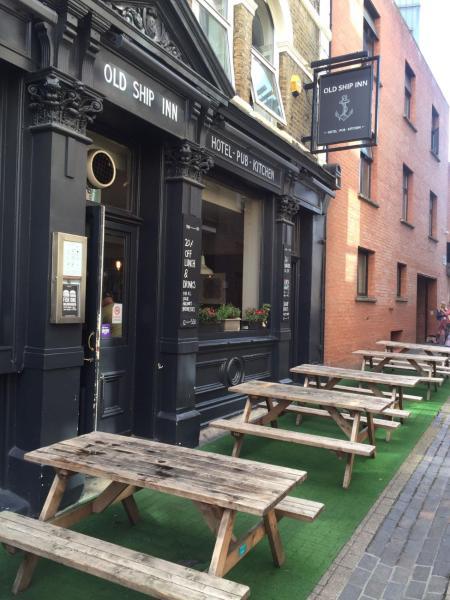Old Ship Inn Hackney_1