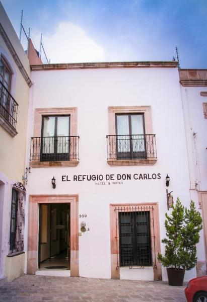Hotel y Suites El Refugio de Don Carlos_1