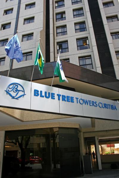 Blue Tree Towers Saint Michel_1