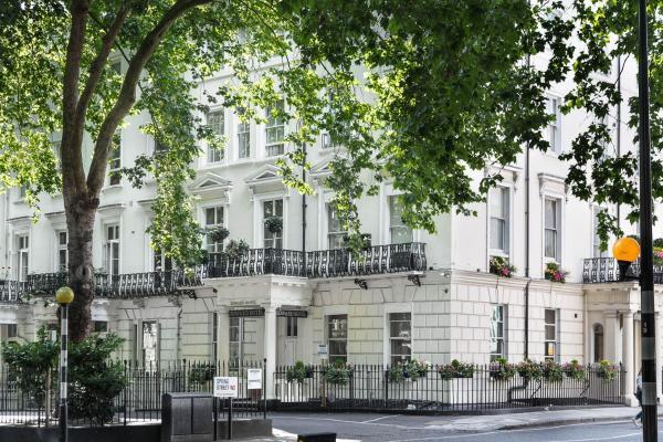 Hotel Edward Paddington_1
