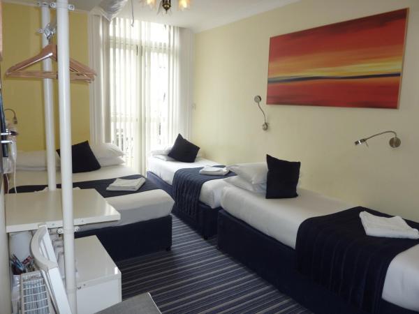 Manor Hotel London