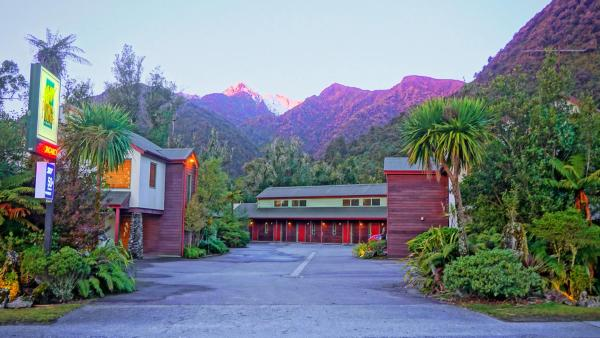Punga Grove Motor Lodge Franz Josef