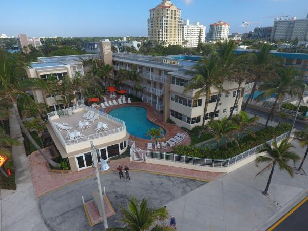 Silver Seas Beach Resort Fort Lauderdale