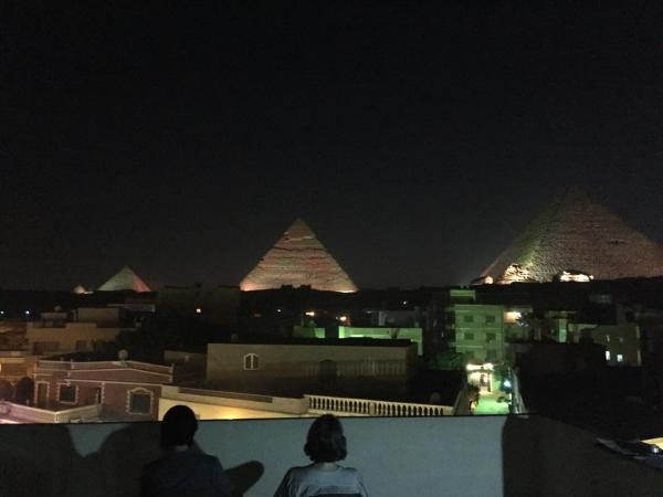 Cheops Pyramids Inn