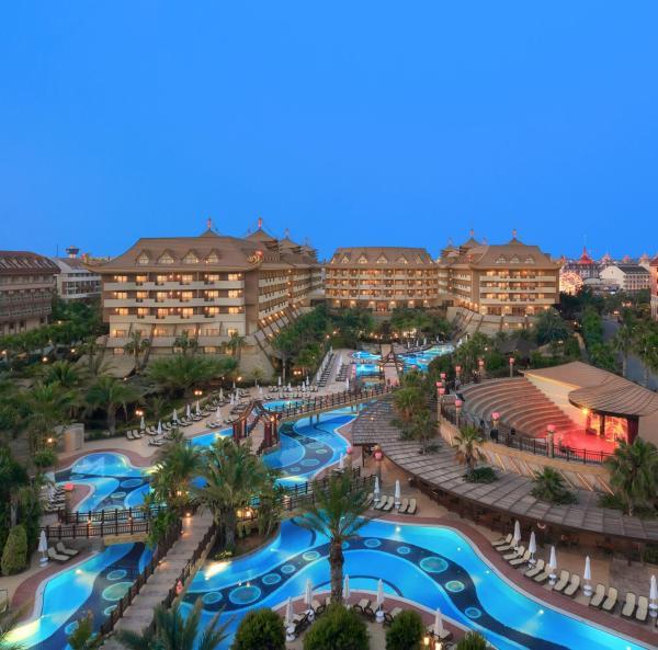 Royal Dragon Hotel Antalya