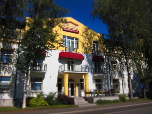 Vilmaja Hotel Riga