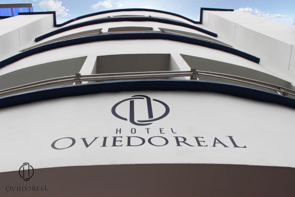Hotel Oviedo Real