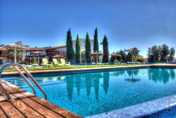 Villa Nazules Hipica - Spa Hotel Toledo
