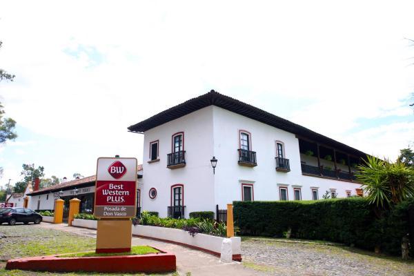Best Western Posada Don Vasco Hotel Patzcuaro