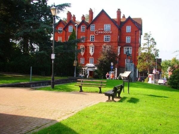 The Commodore Hotel Llandrindod Wells