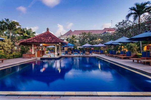 Kuta Puri Bungalows Hotel Bali