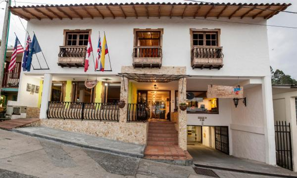 Hotel Salento Real Eje Cafetero