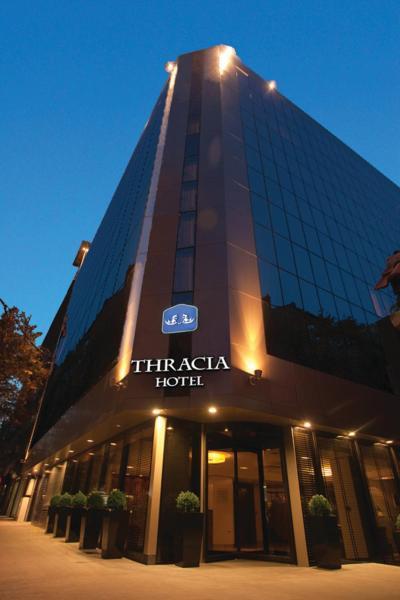 Thracia Hotel Sofia