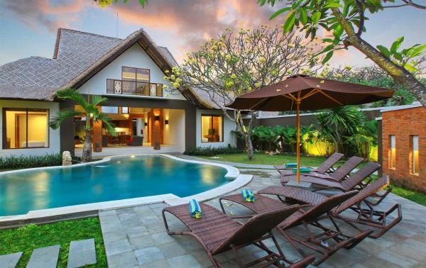 Mutiara Villa Resort Bali