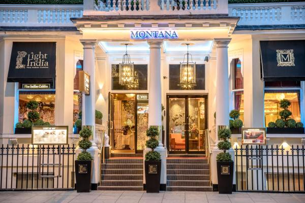 The Montana Hotel