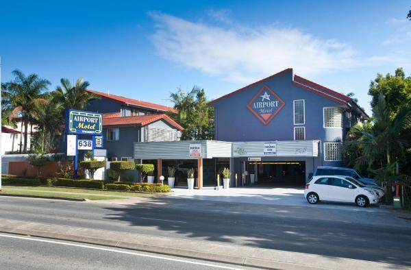 Quality Inn Airport Heritage Motel Brisbane