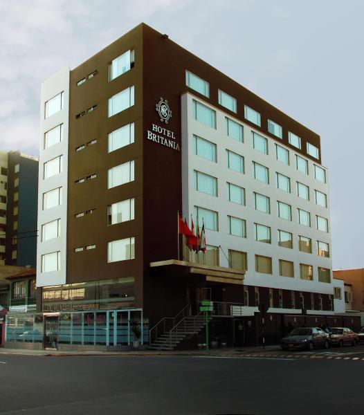 Britania Hotel Miraflores Lima