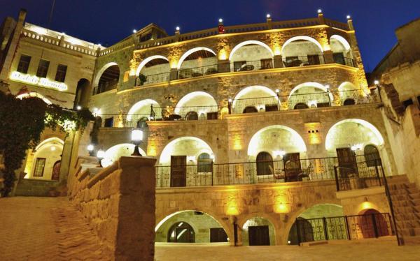 Dedeli Konak Cave Hotel Urgup