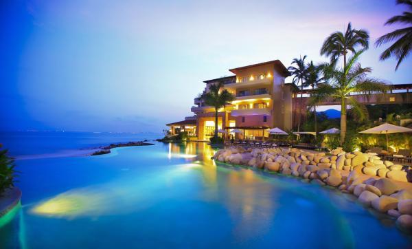 Garza Blanca Preserve Ocean Resort Puerto Vallarta