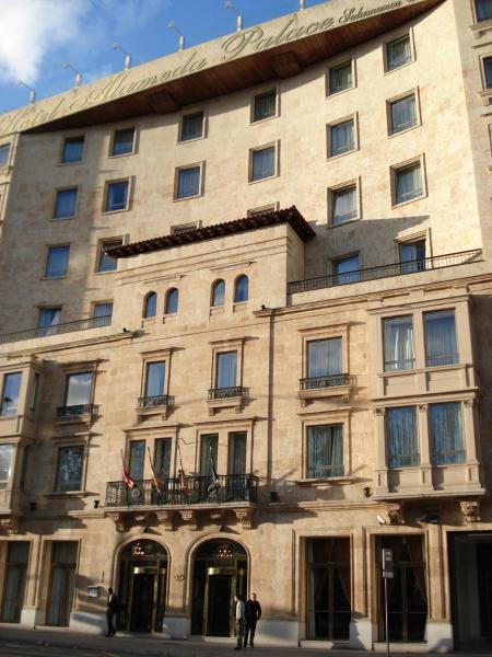 Alameda Palace Salamanca