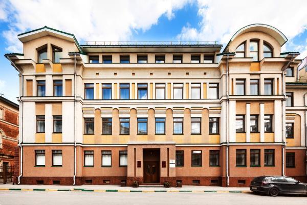 Best Eastern Nikola House Hotel Nizhny Novgorod