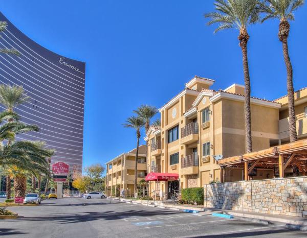 Blair House Suites Hotel Las Vegas