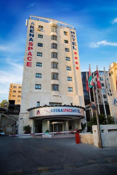 Arena Space Hotel Amman