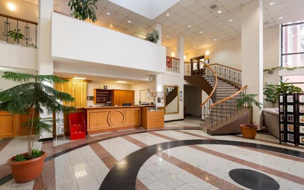 Best Eastern Transhotel Yekaterinburg