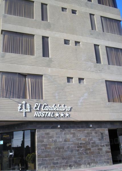 Hostal El Candelabro