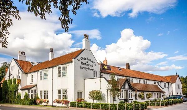 Ye Olde Bell Nottinghamshire Hotel Retford_1