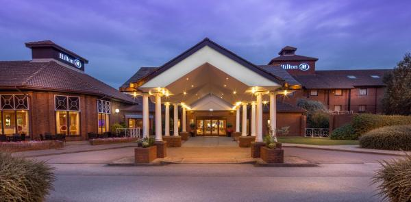 Hilton East Midlands Airport Hotel Derby