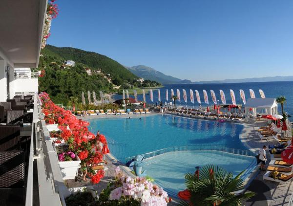 Granit Hotel Ohrid
