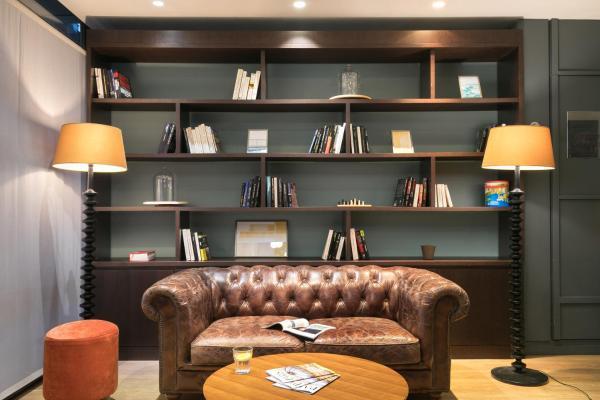 Park & Suites Grande Bibliotheque Hotel Paris