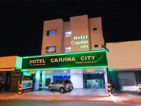 Hotel Cajuína