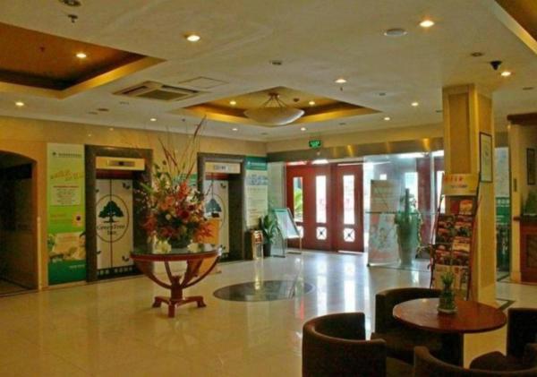 GreenTree Inn ShangHai WuNing Road ZhenPing Road Metro Station Business Hotel